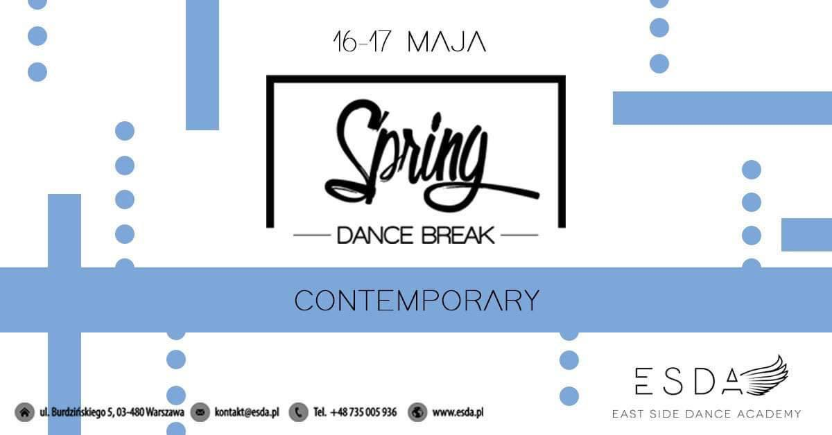 spring dance break 2020 contemporary