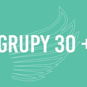GRUPY 30+
